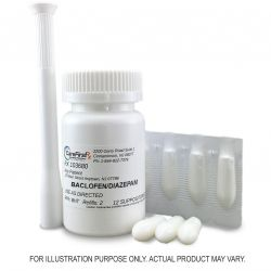 Baclofen/Diazepam Compounded