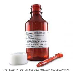 Benazepril / Famotidine Suspension Compounded