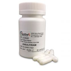 Disulfiram Capsules Compounded