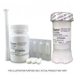 Estradiol Cream Compounded