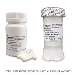 Estriol/Estradiol Compounded