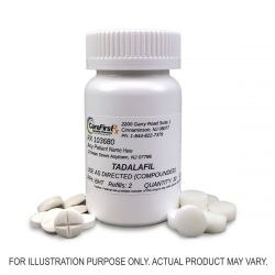 Tadalafil Compounded