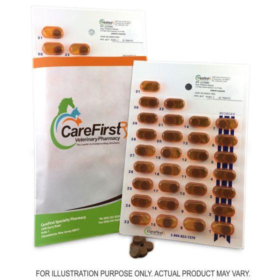 Enrofloxacin Flavored Soft Chews Compounded