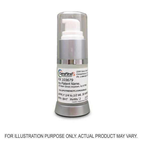 Calcipotriene/Fluorouracil Compounded