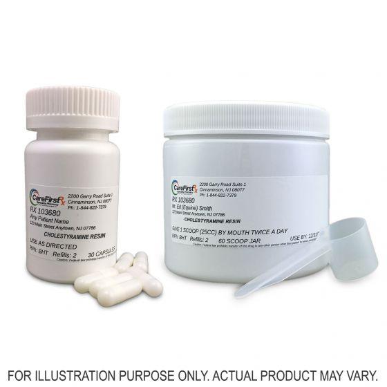 Cholestyramine Resin Compounded