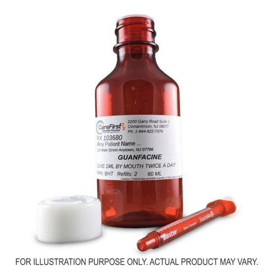 Guanfacine Suspension Compounded