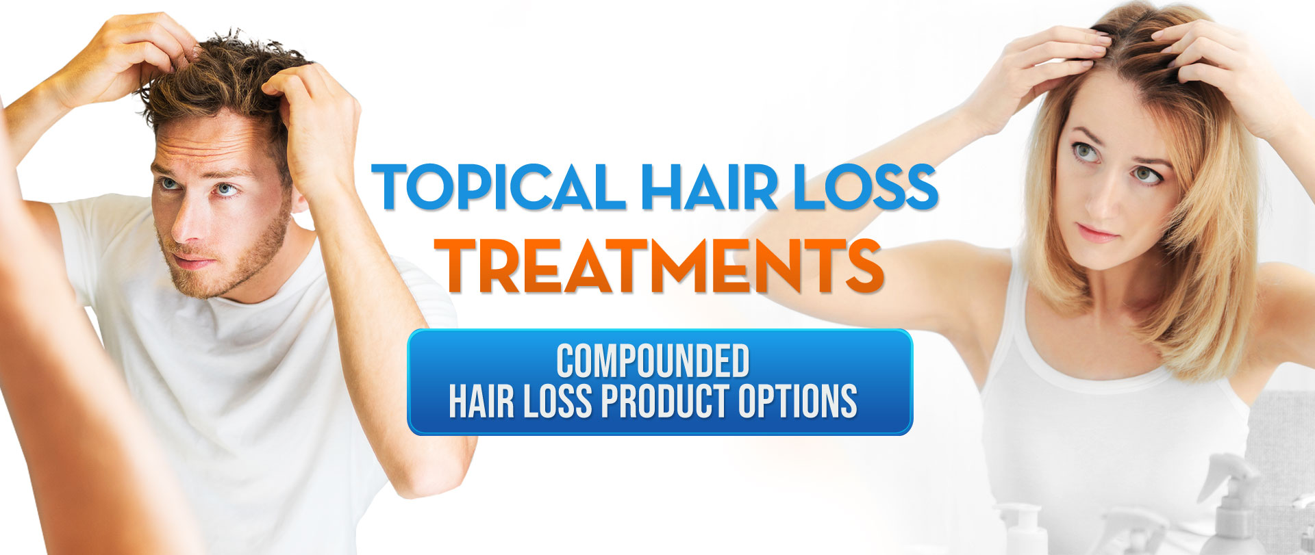 Custom Hair Loss Compounds