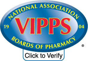 VIPPS Accredited - Click to verify